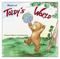 CD Cover Toldys World
